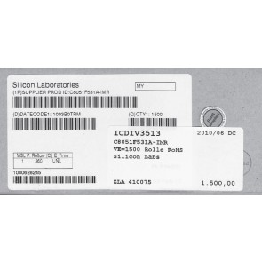 C8051F531A-IMR Silicon Labs