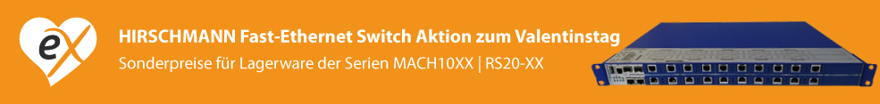 Hirschmann SWITCH Aktion