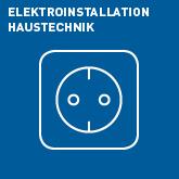 Elektroinstallation, Haustechnik