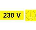 Elektro- und Leiter-Kennzeichnungsschilder