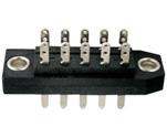 Leistensteckverbindungen nach DIN 41618