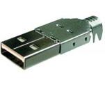 USB- und Firewire-Steckverbindungen