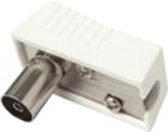 IEC 75-Ohm Steckverbinder
