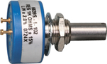Leitplastik-Potentiometer