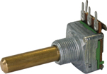 Schichtpotentiometer