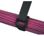 Kabelhaltebänder mit Klettverschluss