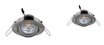 LED-Einbau und LED-Anbauleuchten