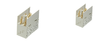 MicroTCA Steckverbinder, AdvancedTCA Steckverbinder