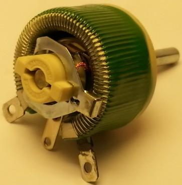 Danotherm  Rheostat Type 22/40 Veränderlicher Keramikwiderstand (Rheostat)