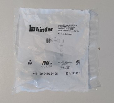 99-0436-24-05 Binder
