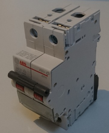 Serie EP60 AEG ElfaPlus 2-polig  566552 GE
