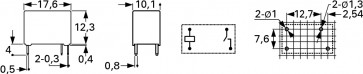 HF32FA/024-HSL2(610)