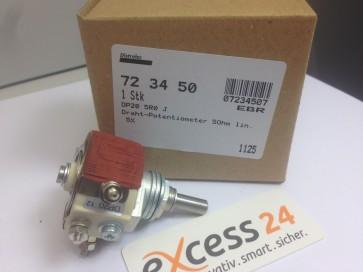 DP20 5R0 J Draht-Potentiometer WIDAP