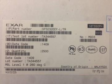 SP3232EEY-L/TR  EXAR