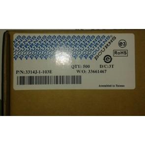 3314 - 4 mm Square Trimpot Trimming Potentiometer