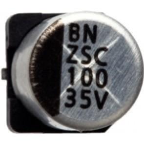 ZSC 470UF 25V  10X10MM
