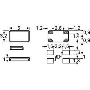 Q- 24,576000M-HC5032/4-F-30-50-E-16-TR