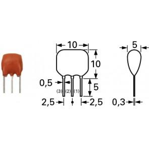 R-  8,00M-ZTT/MT-0,5-0,3-H-22/22