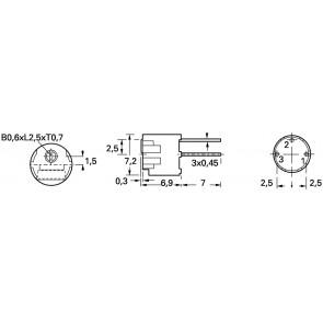 TM-7EP-105-1M OHM