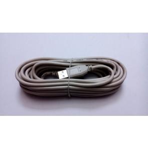 USB-Kabel 2.0, 5m, St-A auf St-A