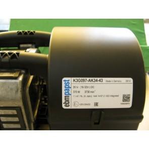 K3G097-AK34-43 EBM PAPST 26V 370W made in Germany