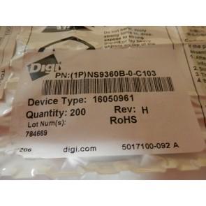 NS9360B-0-C103  IC ARM9 MICROPROCESSOR 272BGA