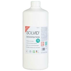 SOLVID Desinfektionsprodukt alkoholfrei 1 Liter